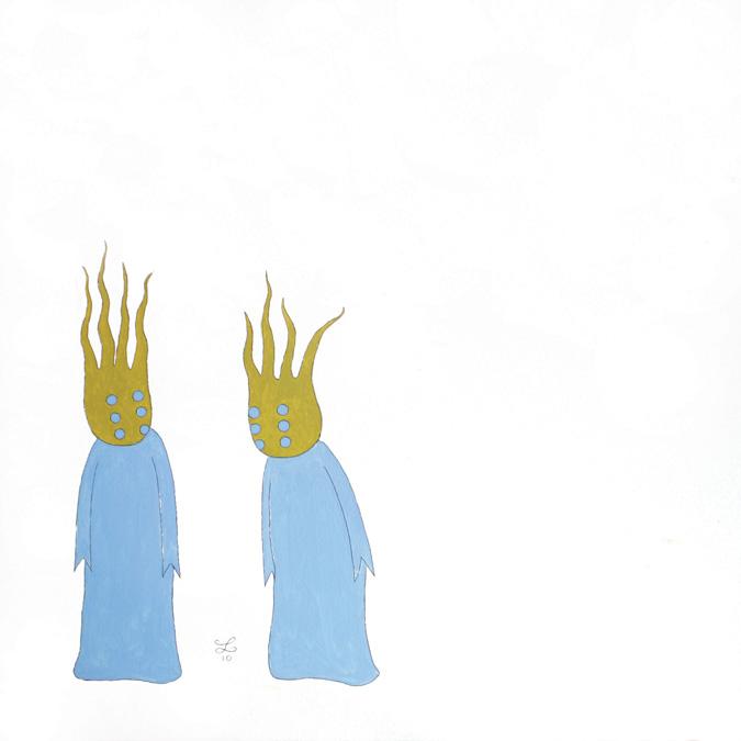 Blue Bishops