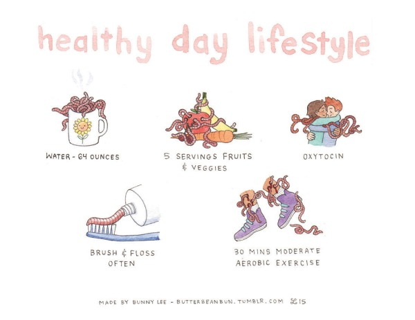 Healthy Day Lifestyle
